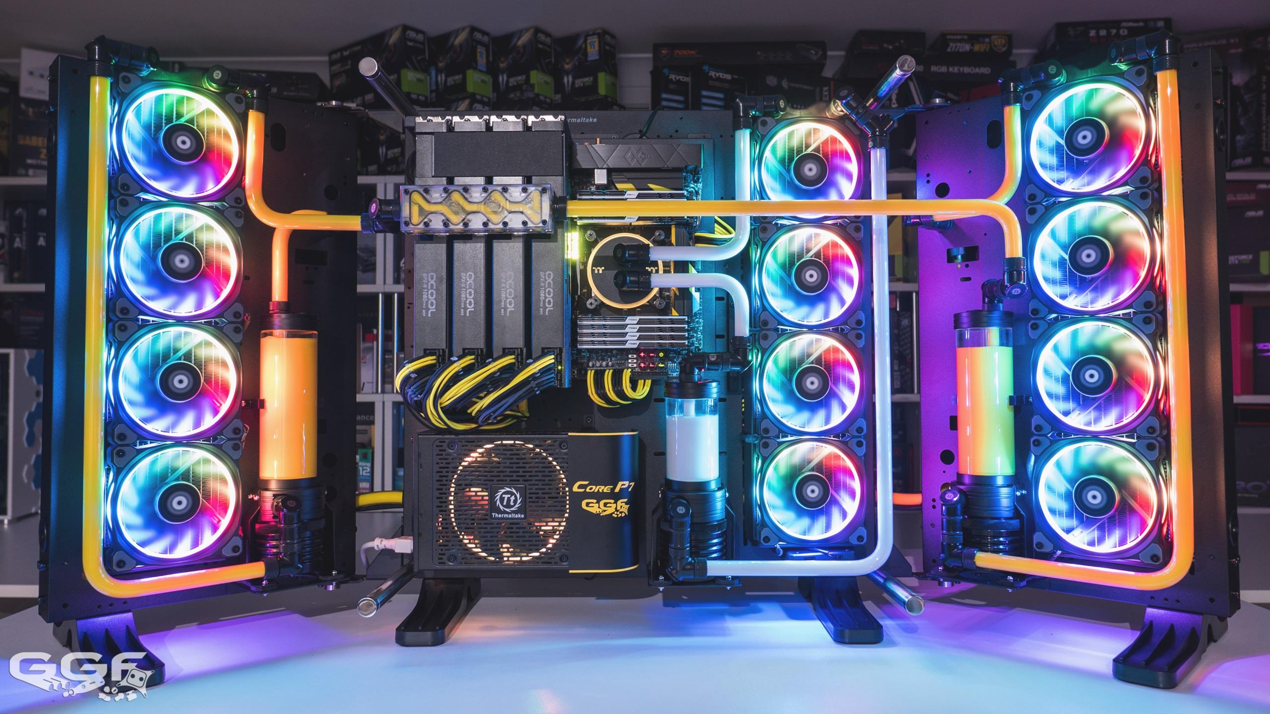 Core Pc Build